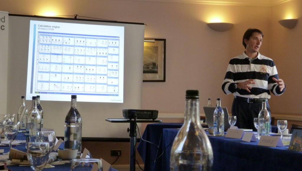 Investaura presents on Service Costing at the recent STEM ...